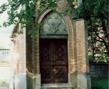 14.Kaple rodiny Šustalovy na starém hřbitově