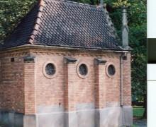 15.Kaple rodiny Šustalovy na starém hřbitově