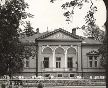19.Šustalova vila – původní objekt kopřivnického muzea
