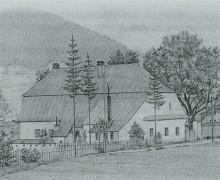 2.Objekt fojtství v kresbě Ludvíka Bortla