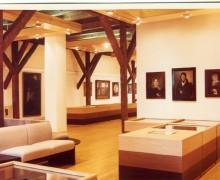 8.Výstavní síň v podkroví muzea